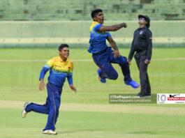 Bangladesh U19 tour of Sri Lanka 2021