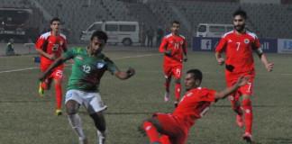 Bangladesh v Bahrain - 3 (Bangabandhu Gold Cup)