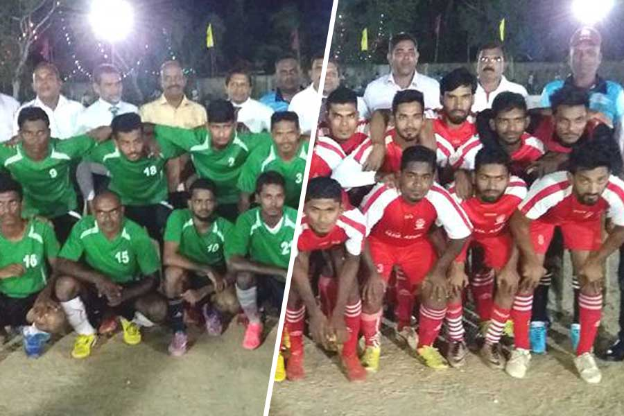 Barakath Tex Football 2017