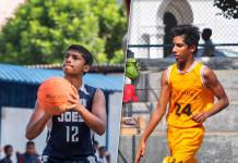 U15 All Island Basketball Championship