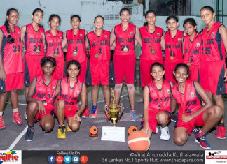 U15 Schools Basketball