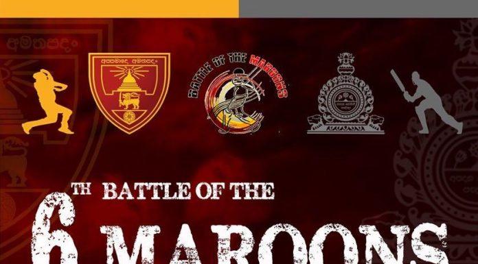 Battle of maroons