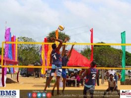 U19 Beach Volleyball