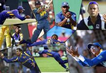 Best Sri Lankan fielders