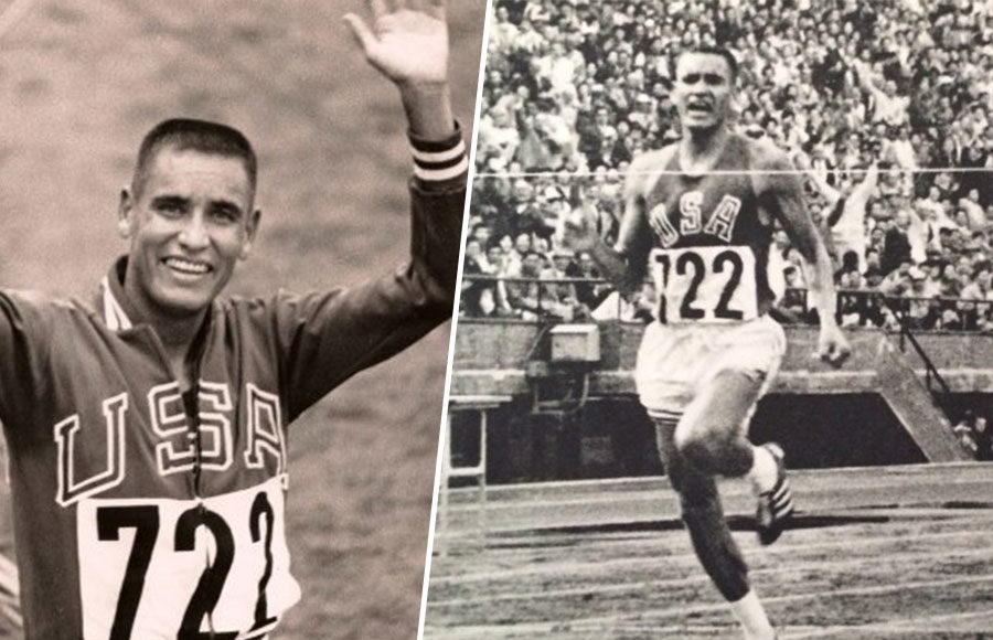 Billy Mills Olympic Story