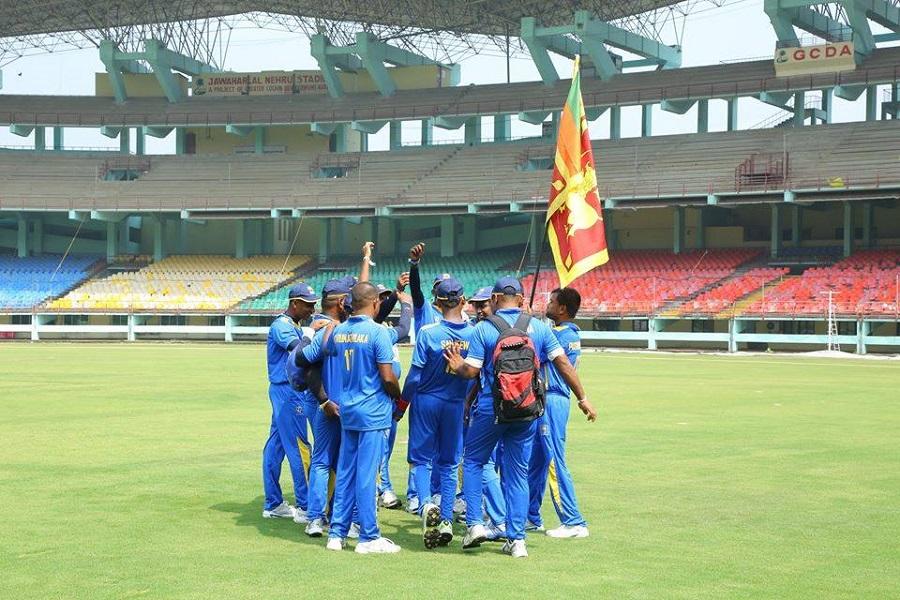 Sri Lanka Blind Cricket