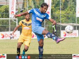 Blue Star SC v Colombo FC