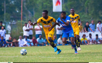 Blue Star SC v Colombo FC