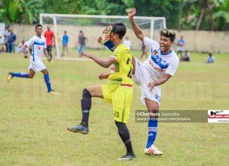 Blue Star SC v Colombo FC - Week 7 - Dialog Champions League 2018