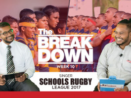 Breakdown Week-10