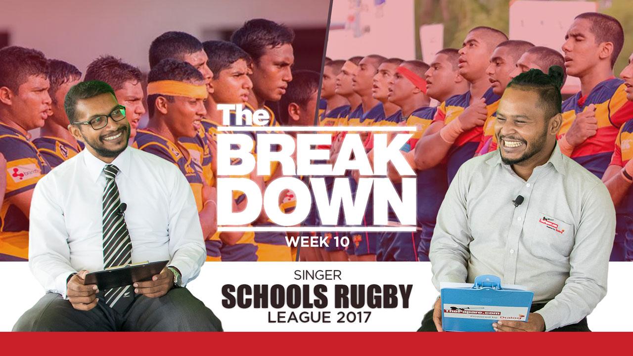 Breakdown Week-10