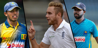 Stuart Broad warns sri lanka team
