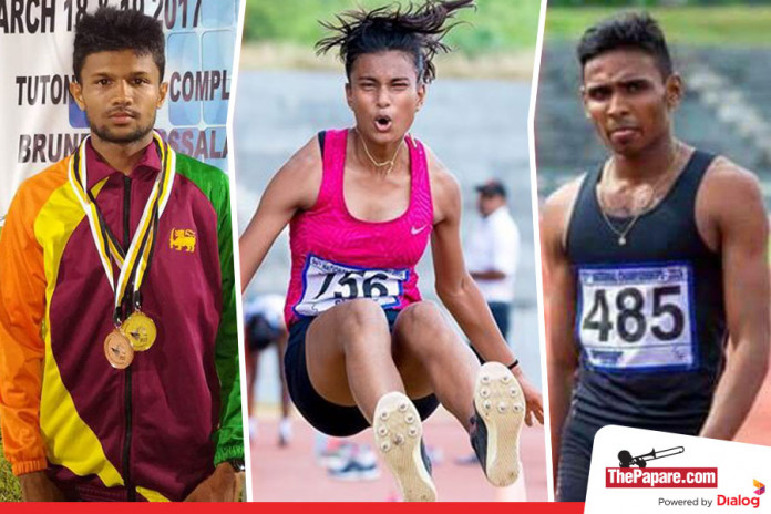 Five gold medals for Sri Lanka in the Brunei open