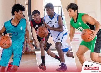 Inter-International School Basketball Championship