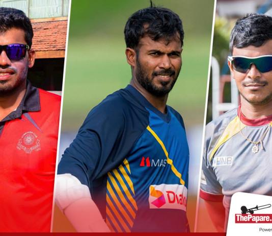 Tharanga named ODI captain; Weerakkody and Madushanka earn maiden call-ups