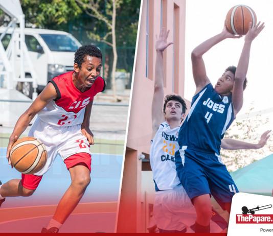 Under 15 Zonal BasketBall