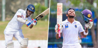 SL A v Eng Lions, Day 2