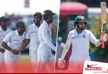 SLvBAN 1st Test Day 3
