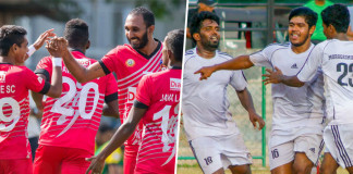 Moragasmulla, Java Lane shock Colombo FC and Renown