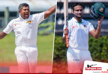 Herath and Shakeeb