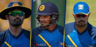 Thisara, Kusal and Danushka return to ODI squad
