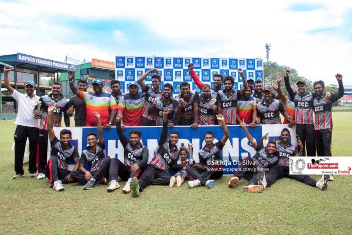 Sri Lanka Cricket Major T20