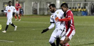 Colombo FC vs Transport United