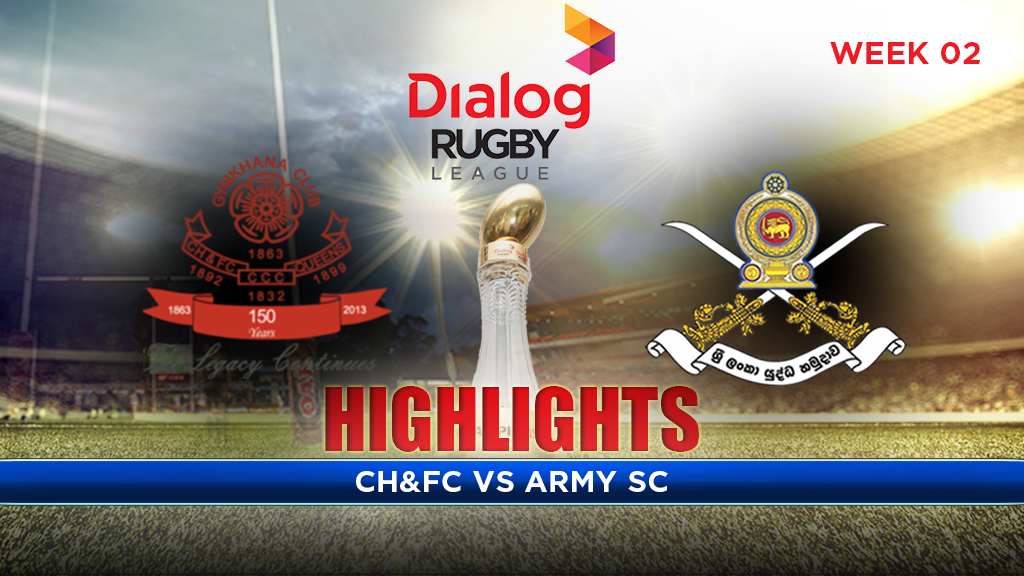 Highlights - CH&FC v Army SC