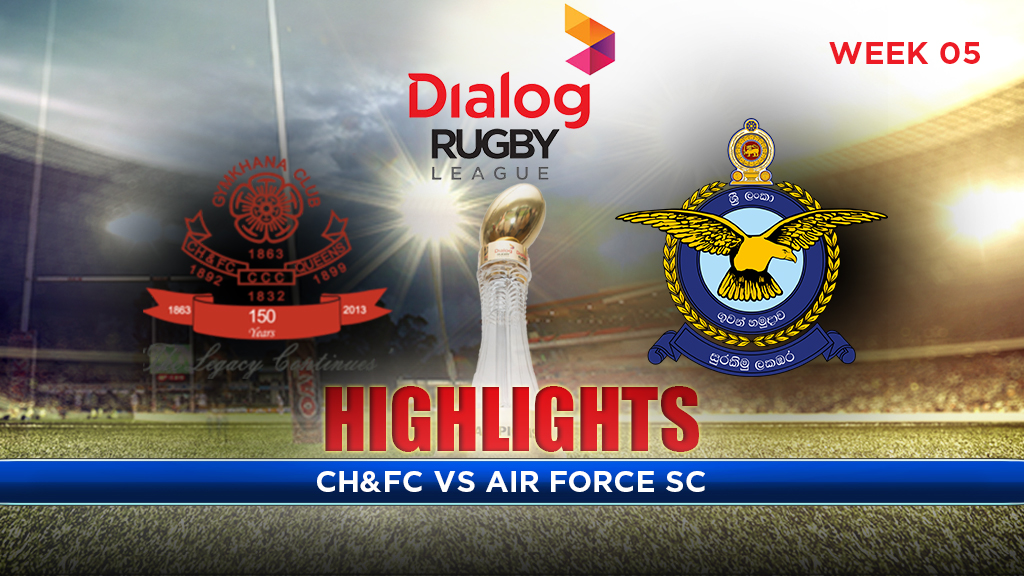 Highlights - CH&FC v Air Force SC