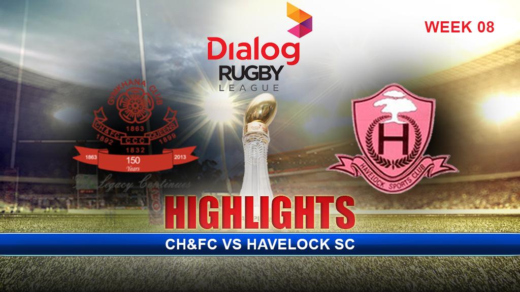 Highlights - CH&FC v Havelock SC
