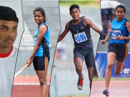 Junior National Athletic Championship 2016