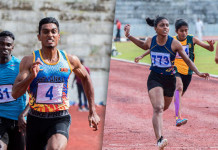 95th athletic Championship - Day 02