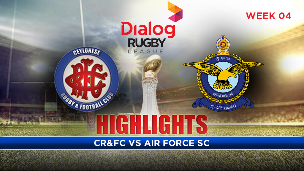 Highlights - CR&FC v Air Force SC