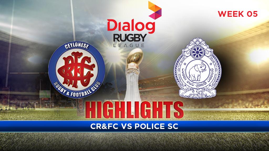 Highlights CR&FC v Police SC