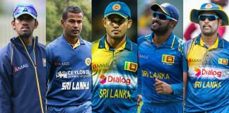 5 big drop-outs from the Sri Lanka ODI squad