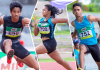 54th Ceylonese Tracks and Fields tournament 2016 day 1