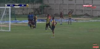 S. Thomas' v Royal - Highlights - Football Encounter