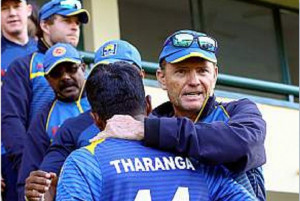 Most recently, Graham Ford served as the head coach of the Sri Lankan side.