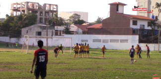 Highlights - Royal College vs Kingswood College - ThePapare Football Championship 2019