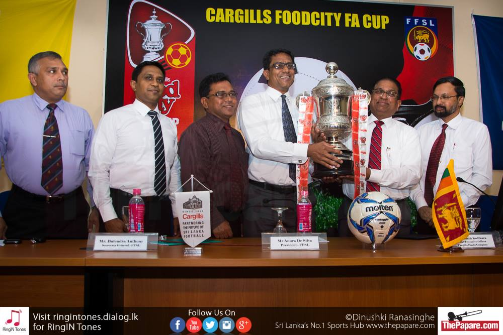 Cargills enriches FA Cup for third year