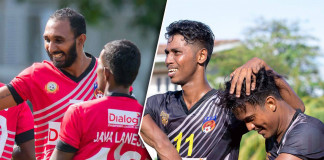 Java Lane SC v Colombo FC - City FL President Cup (Final)