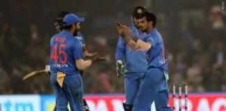 Sri Lanka v India - First T20I