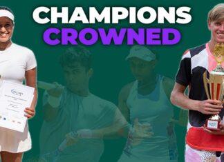 Jayasuriya and Knese crowned SSC Open Champs