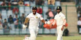 Dinesh Chandimal moves up ICC Test rankings