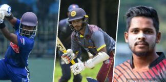 SLC Major Club Limited Overs Tournament 2020/21