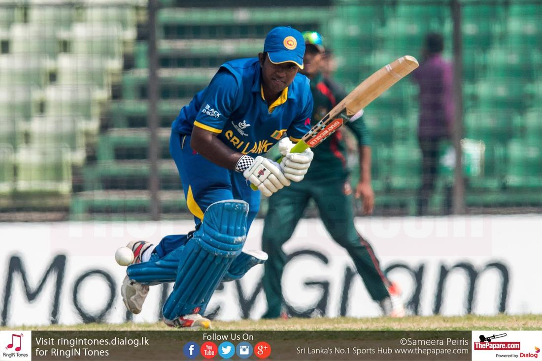Charith Asalanka to join Sri Lanka Development Squad