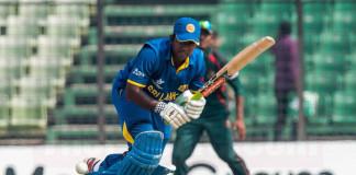 U23 Asia Cup Sri Lanka XI v Afghanistan XI