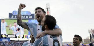 Argentina 4-1 Venezuela: Copa América