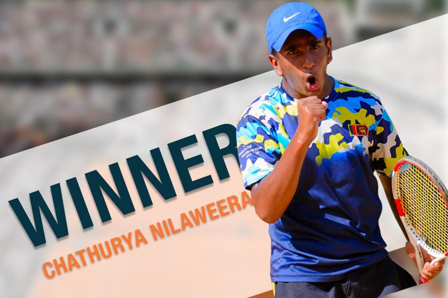 Chathurya Nilaweera Tennis