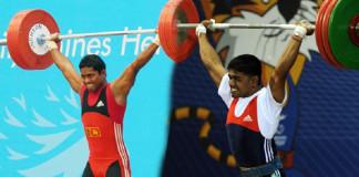 Sudesh Peiris and Chithana Withanage